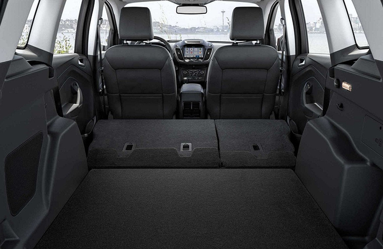 2018 ford escape interior cargo volume and performance. Black Bedroom Furniture Sets. Home Design Ideas