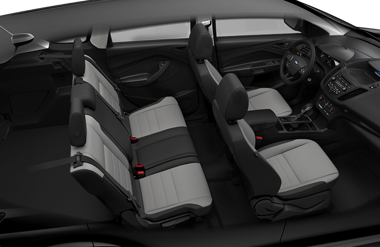 2018 ford escape interior cargo volume and performance features