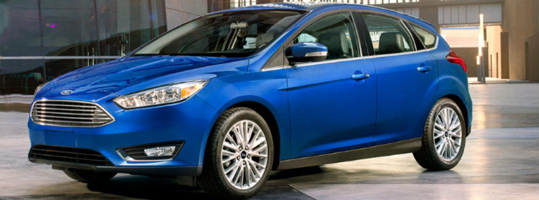 2018 Ford Focus SE Hatch Exterior