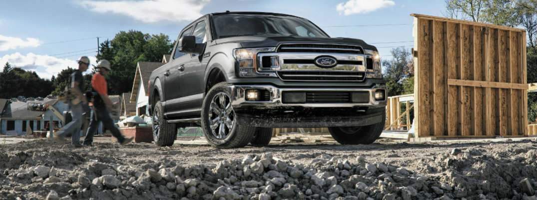 2018 F150 Colors >> 2018 Ford F 150 Available Exterior Paint Color Options