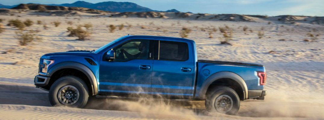 2019 Ford F-150 Raptor new performance features and American release date
