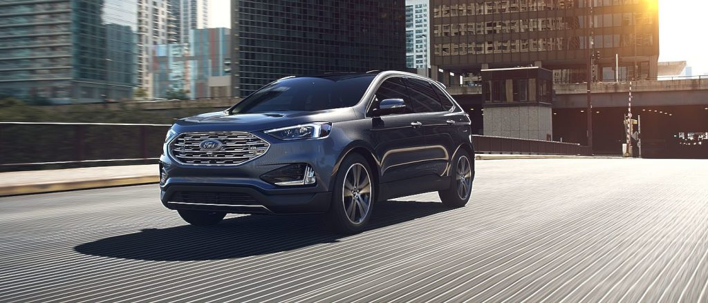 2019 Ford Edge in Magnetic