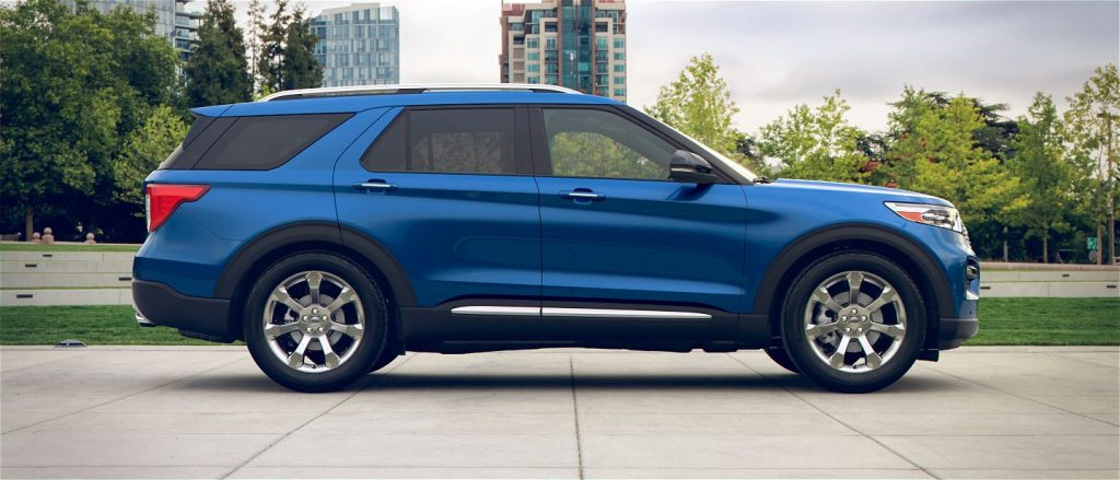 Projected Exterior Paint Color Options On The 2020 Ford