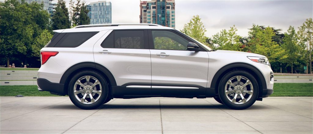 2020 Ford Expedition: Changes, Specs, Release >> Projected Exterior Paint Color Options On The 2020 Ford Explorer