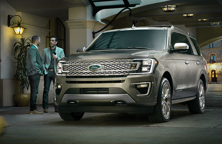 2019 Ford Expedition Engine Performance And Maximum Towing Capacity