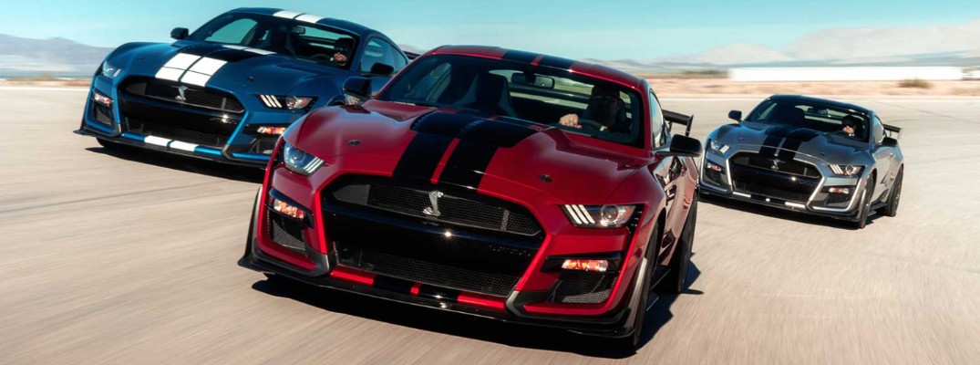 2017 Ford Mustang top speed and engine options