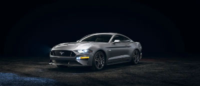 2020 Ford Mustang Iconic Silver