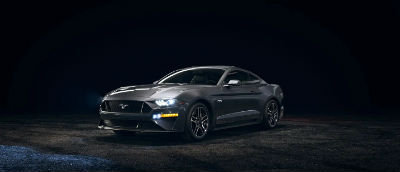 2020 Ford Mustang Magnetic