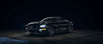 2020 Ford Mustang Shadow Black