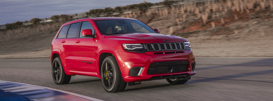 how much horsepower does the 2018 jeep grand cherokee trackhawk have. Black Bedroom Furniture Sets. Home Design Ideas