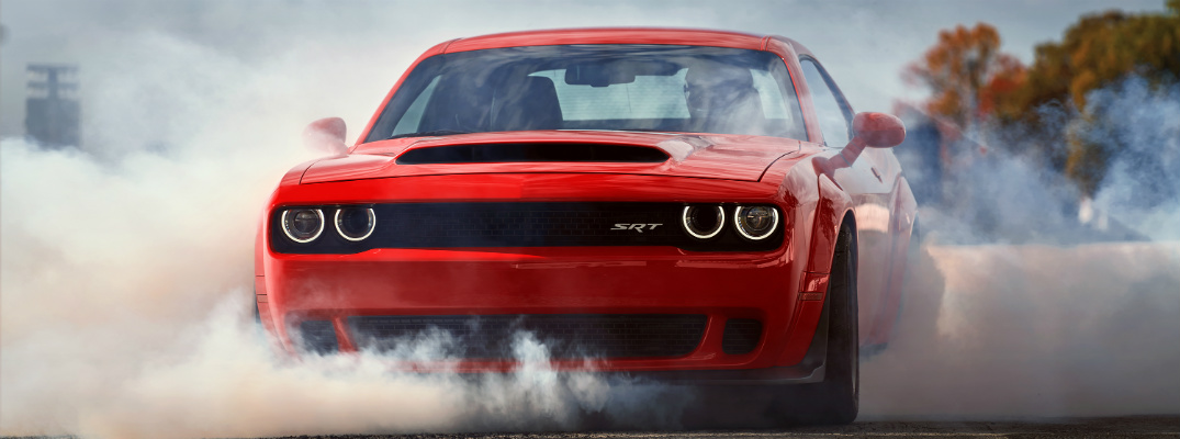 How fast is the 2018 Dodge Challenger Demon?
