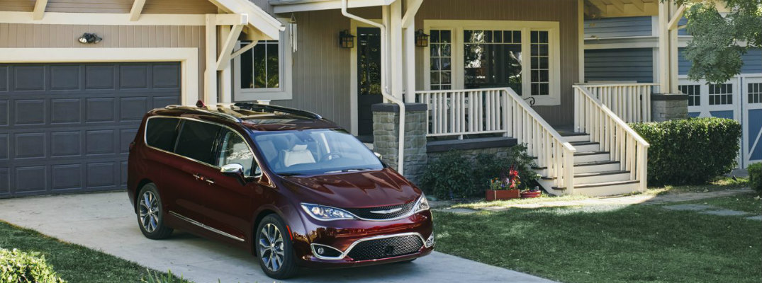 How far can you drive in the 2017 Chrysler Pacifica Hybrid?