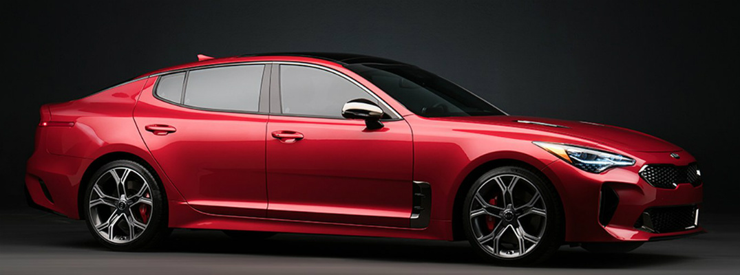 What do we know about the 2018 Kia Stinger?