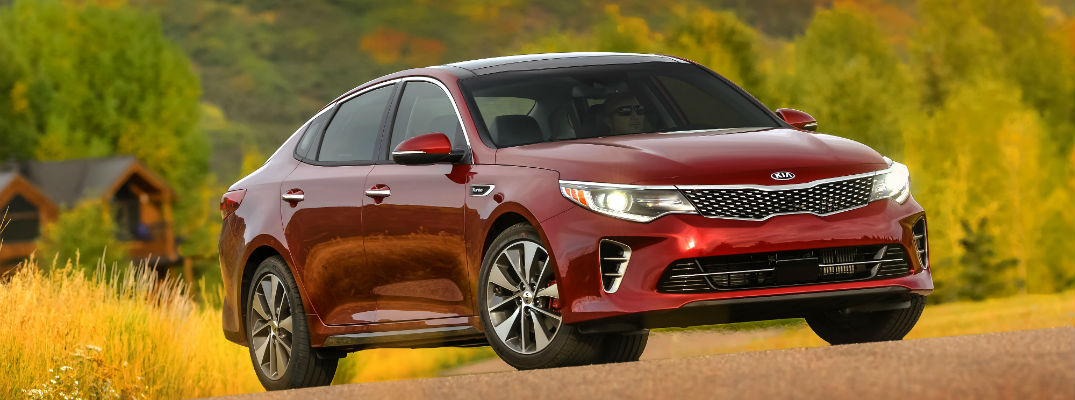 release date and equipment information for the 2018 Kia Optima