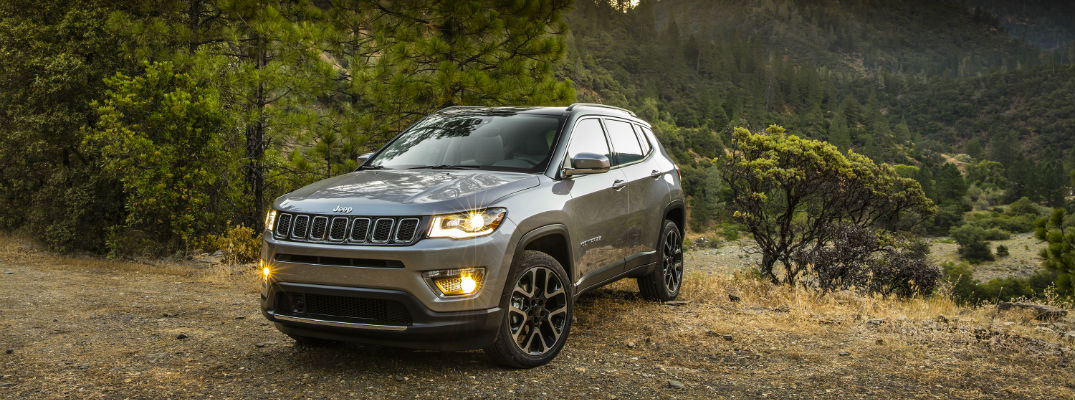 release date information for the 2018 Jeep Compass