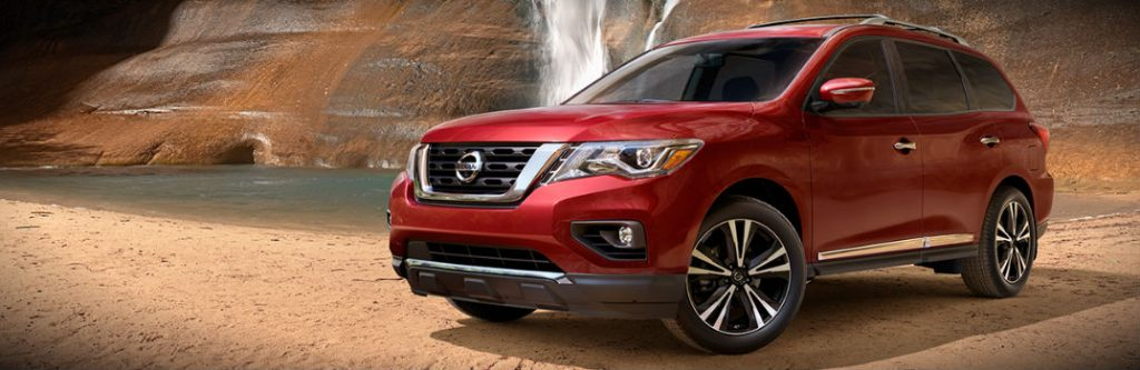 2017 nissan vehicles with iihs top safety pick ratings for Nissan armada vs honda pilot