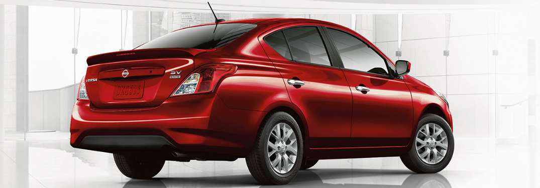 2018 nissan versa features and specs. Black Bedroom Furniture Sets. Home Design Ideas