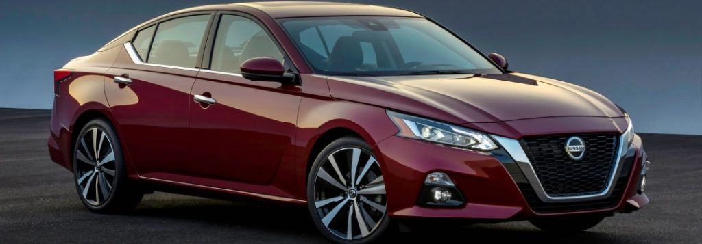 Nissan Sentra Mpg >> 2019 Nissan Altima Features