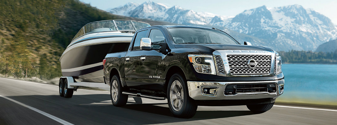 How Much Can The 2018 Nissan Titan Tow