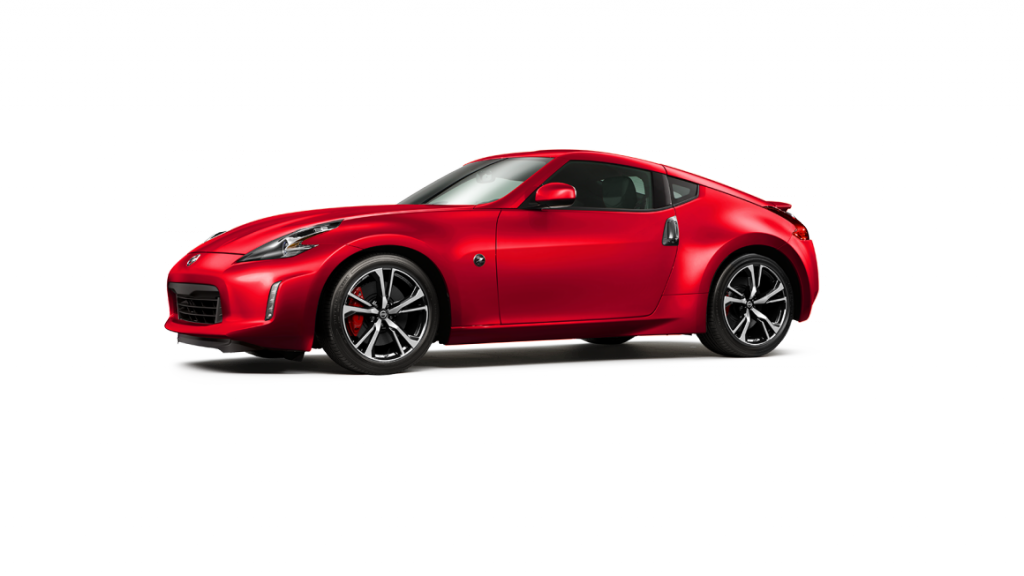 2019 Nissan 370z Passion Red Fenton Nissan Of Legends