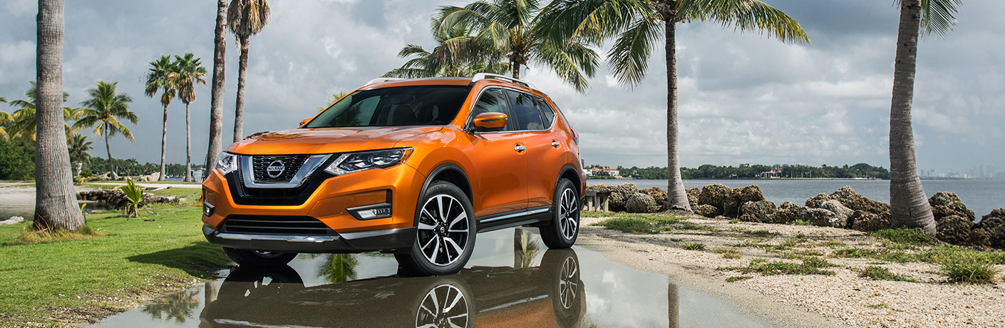 How Much Cargo Space is Available on the 2018 Nissan Rogue?