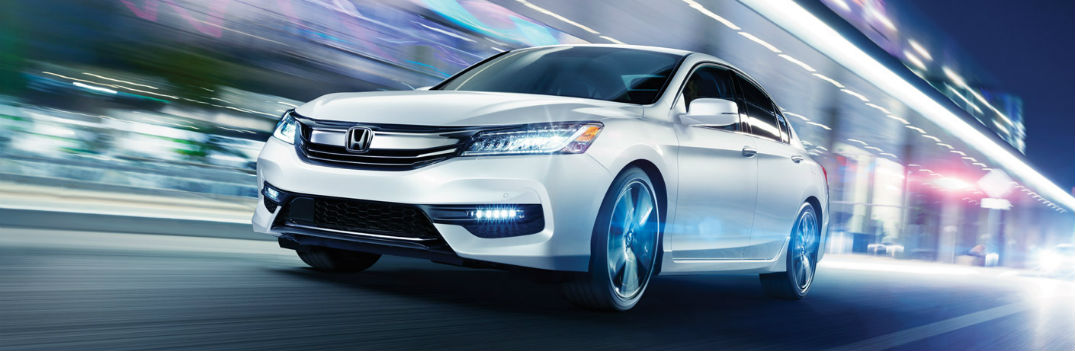 2017 Honda Accord Power and Performance Specs