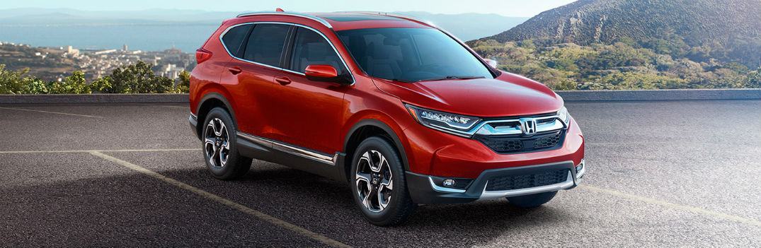 Technology Features and Comfort Options Honda CR-V