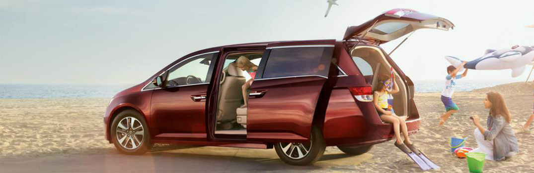 How much does the 2017 Honda Odyssey cost?
