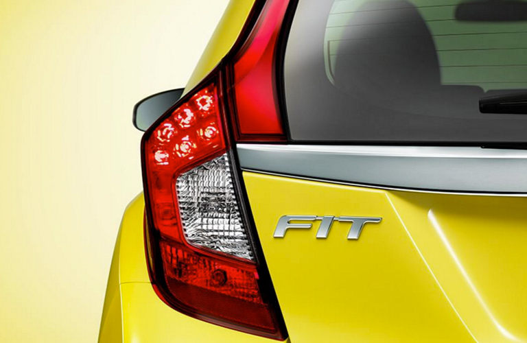 2017 Honda Fit LED taillights