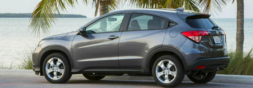 How far can I go in the Honda HR-V?