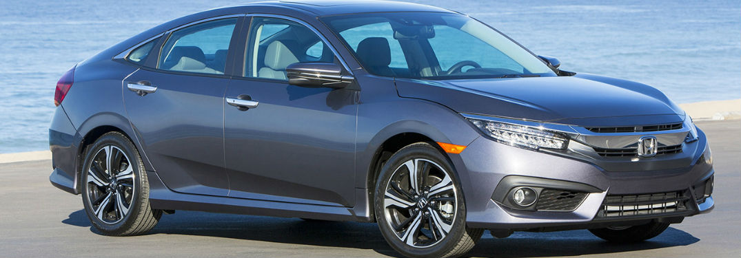 What trims are available on the Civic Sedan?