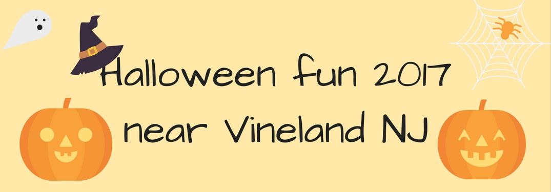 Trick or Treat Times in Vineland this Halloween!