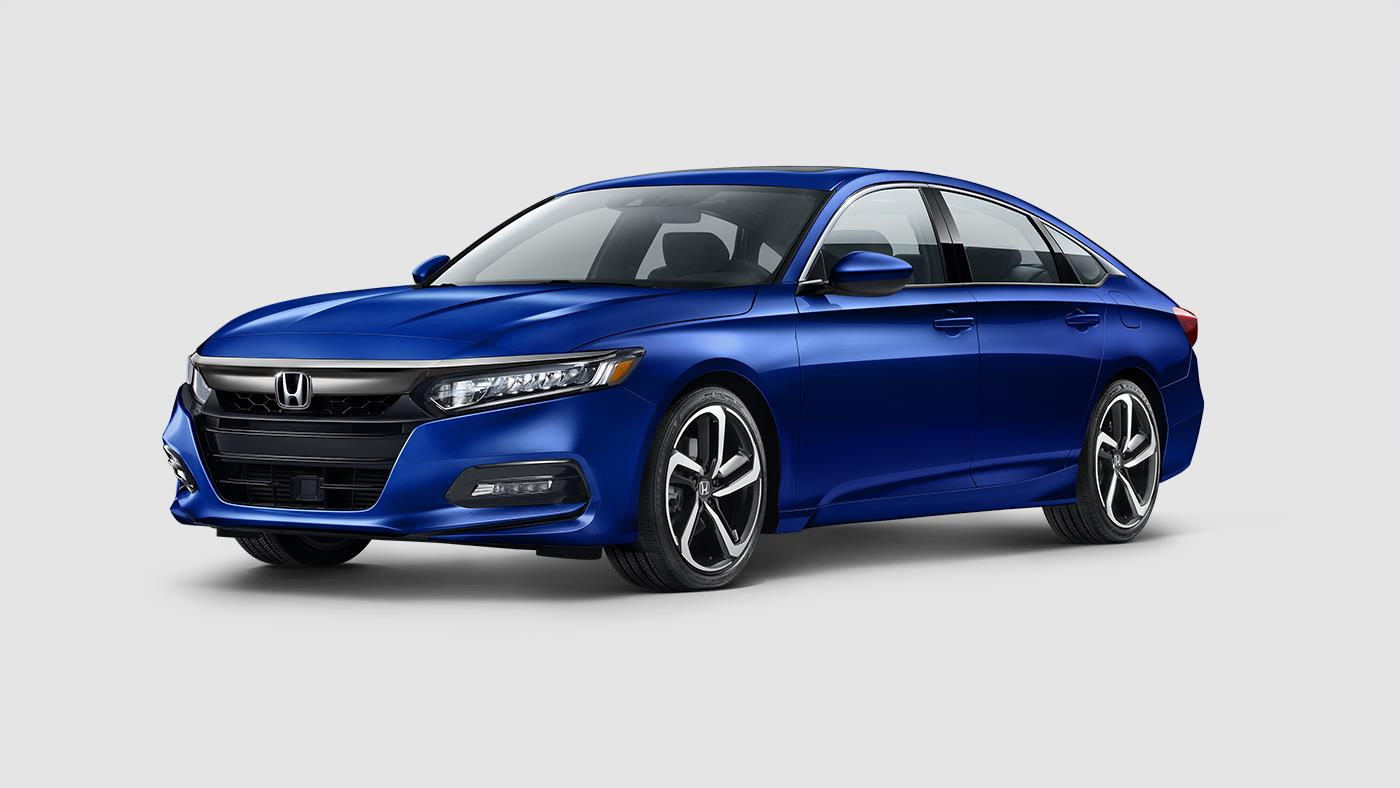 Honda Accord 2018 White >> 2018 Honda Accord Color Options | Rossi Honda - Vineland