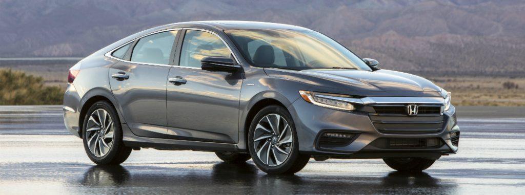 New York International Auto Show 2019 Honda Insight ...