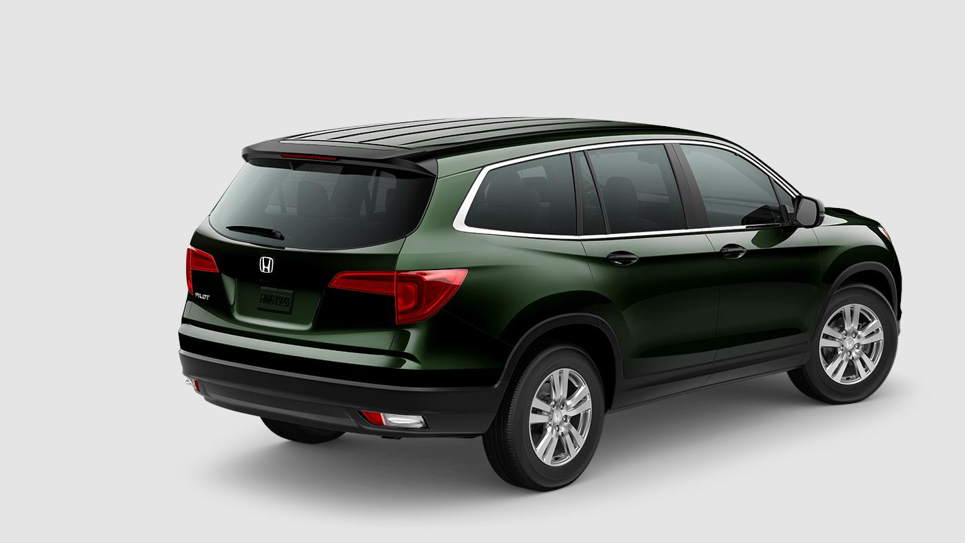 2018 Honda Pilot LX Black Forest