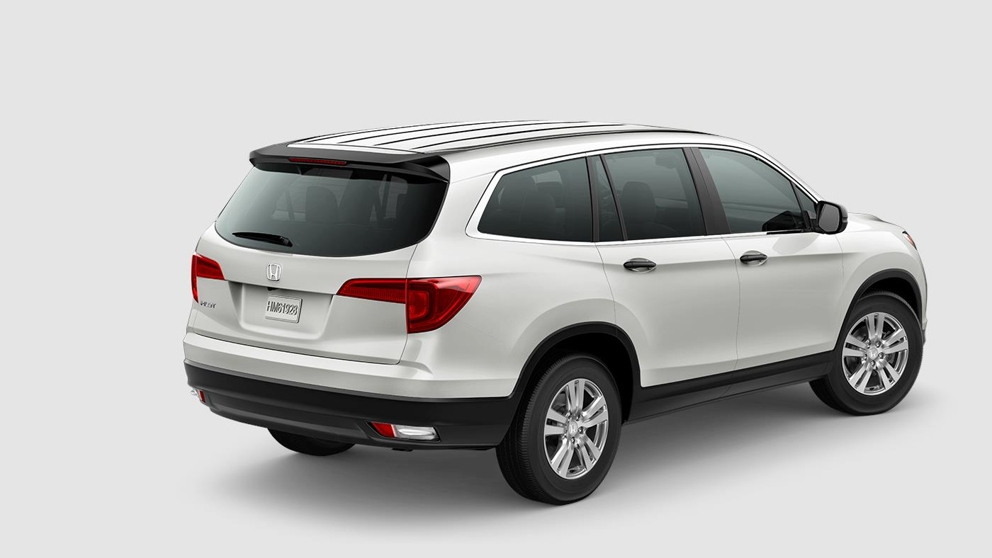 honda pilot paint color options