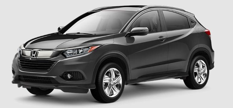 2019 Honda HR-V Modern Steel Metallic