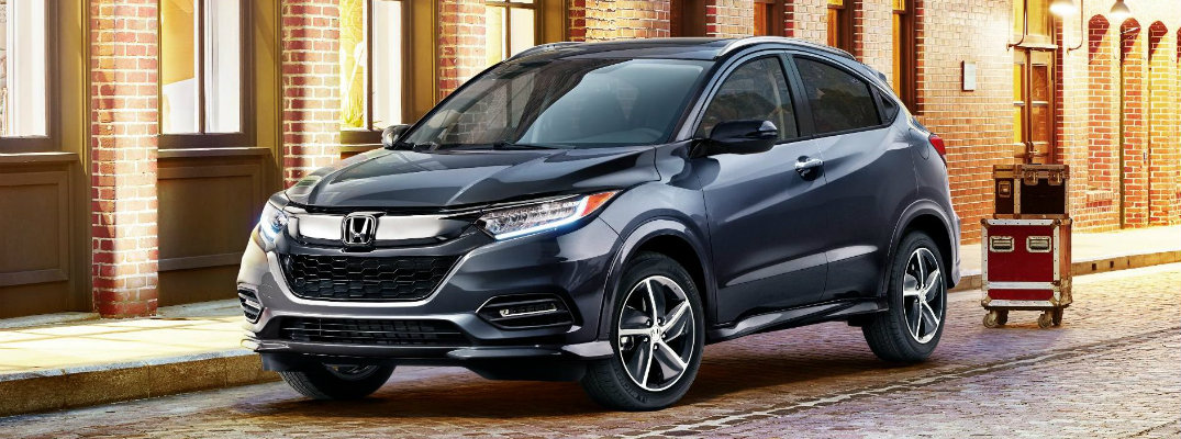What are the Color Options for the 2019 Honda HR-V?