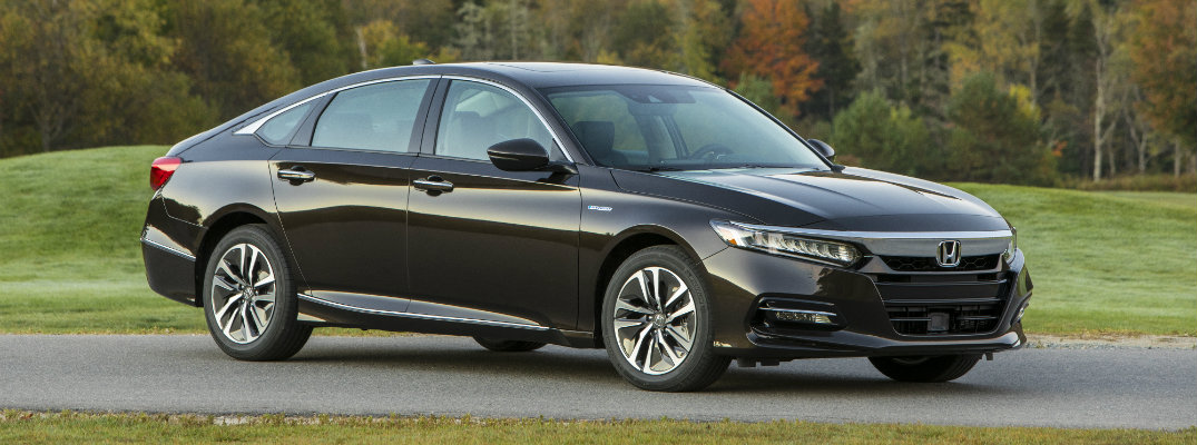 How Far Can You Go in the 2018 Honda Accord Hybrid?