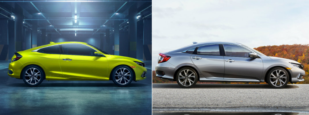 How Much Does the 2019 Honda Civic Cost?