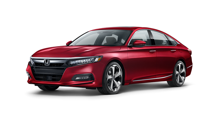 2019 Honda Accord Radiant Red Metallic