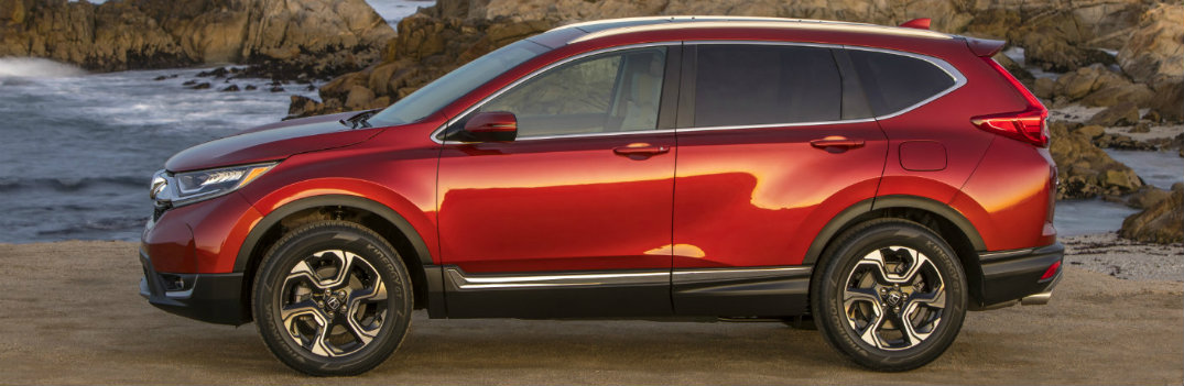 What are the Differences Between the 2019 and 2018 Honda CR-V?