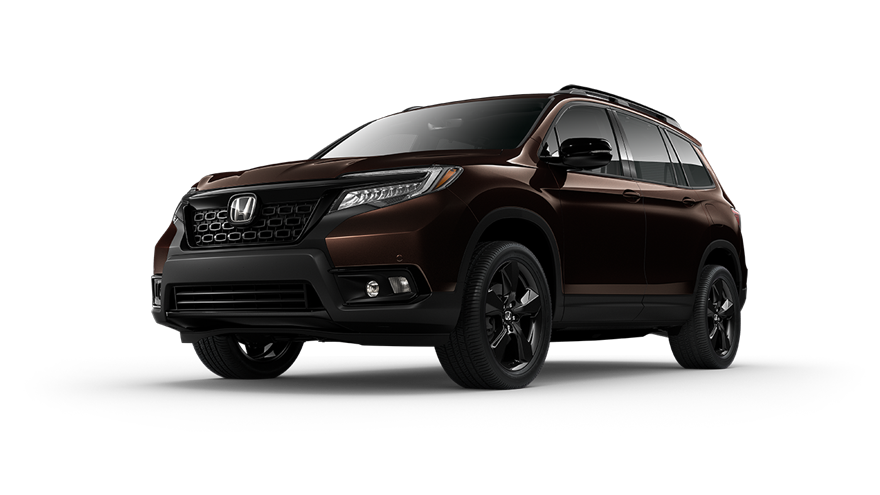 2019 Honda Passport Black Copper Pearl