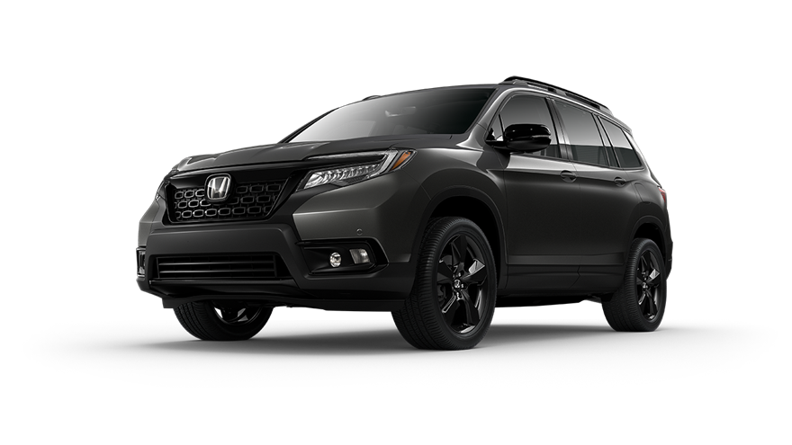2019 Honda Passport Modern Steel Metallic