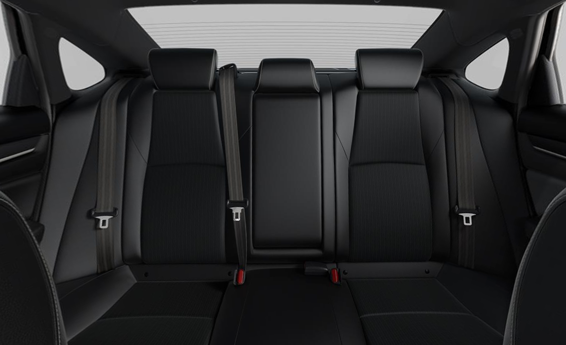 2019 Honda Accord Sport Black Cloth Upholstery