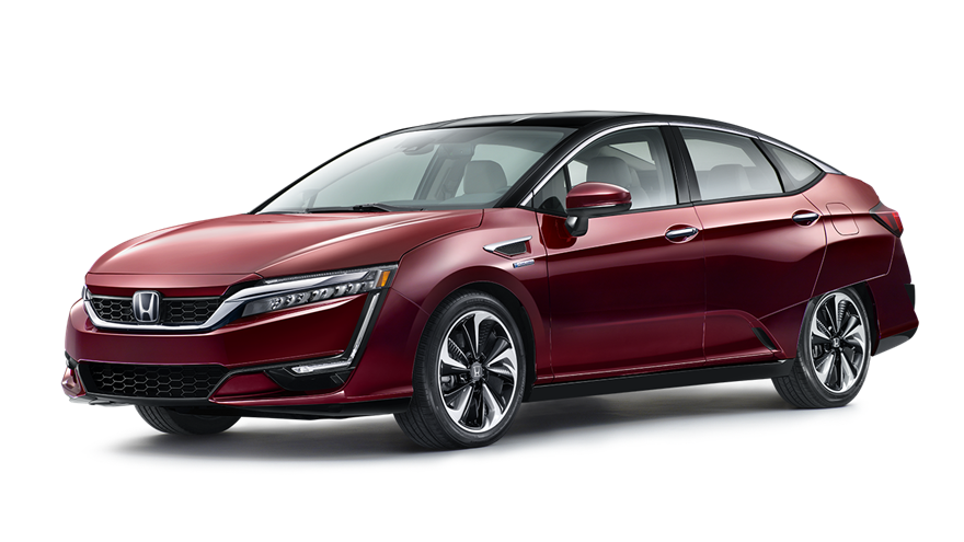 2019 Honda Clarity Fuel Cell Bordeaux Red Metallic