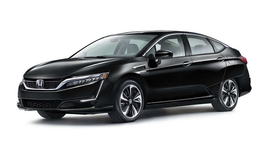 2019 Honda Clarity Fuel Cell Crystal Black Pearl