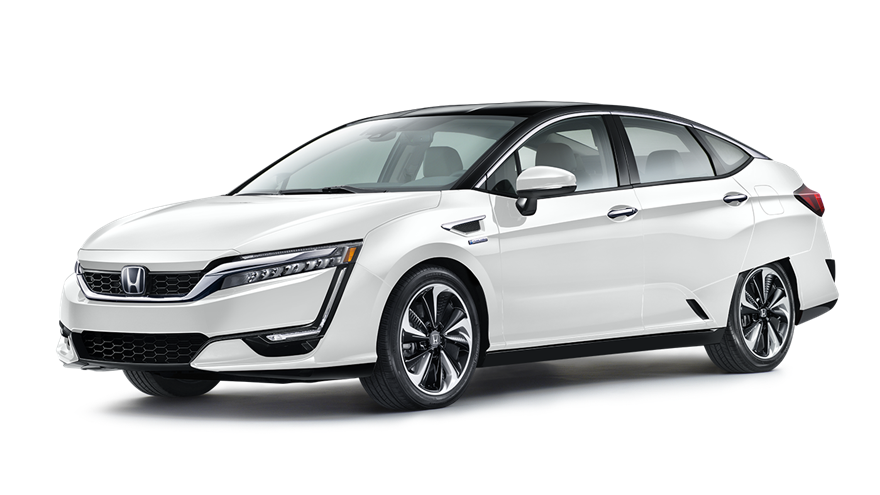 2019 Honda Clarity Fuel Cell Platinum White Pearl