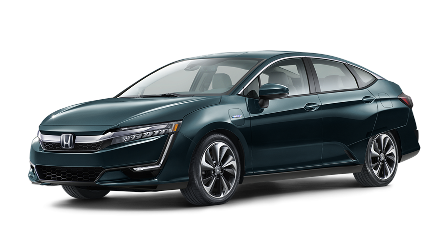 2019 Honda Clarity Plug-In Hybrid Moonlit Forest Pearl