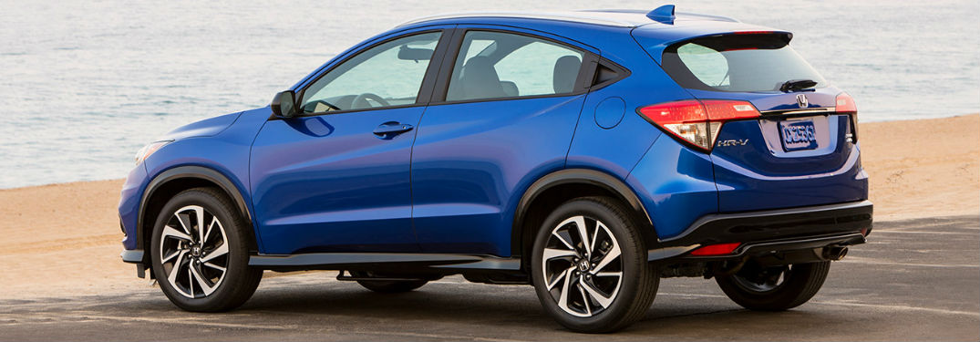 What does the Honda HR-V have to offer?
